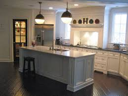 kitchen design pendant lights bar marble countertop for island