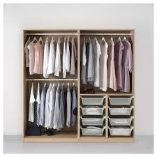 pax wardrobe 200x66x201 cm soft closing damper ikea