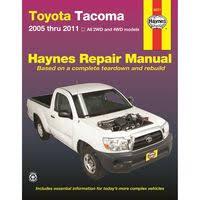 2013 toyota tacoma service schedule 2013 toyota tacoma repair manual vehicle maintenance
