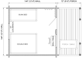 one room cabin floor plans prairie kraft specialties log cabin manucturing one room koa kabin