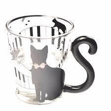 creative mugs cute creative kitty glass mugs u2013 london lights