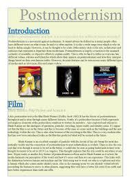 postmodern themes in film postmodern case study by laura hatcher issuu
