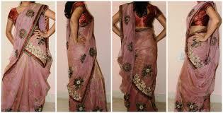 Different Ways Of Draping Dupatta On Lehenga 8 Different Ways To Drape Saree