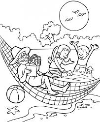 summer color pages get this printable summer coloring pages online 781018