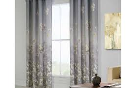 Sheer Gray Curtains Yellow And Gray Curtains Brown Sheer Nursery Blackout 1 2 Mini