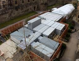 18 month temporary kitchen hire at new college oxford