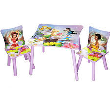 Princess Table And Chairs Disney Tinkerbell Fairies Table And Chair Set Just Stuff