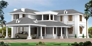 Luxury Home Plans With Pictures by Luxury House Plans With Photos In Kerala