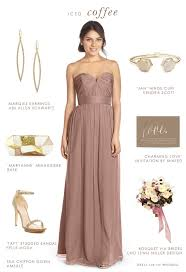 beige dresses for wedding beige bridesmaid dress
