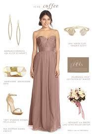 beige dresses for wedding beige bridesmaid dress