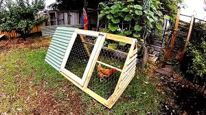 building an a frame chicken coop youtube