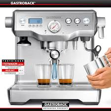 gastroback design advanced pro gastroback design espresso maschine advanced cookfunky