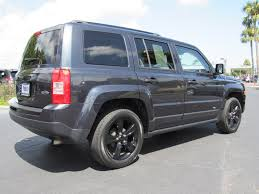 used 2014 jeep patriot sport daytona beach fl ritchey cadillac