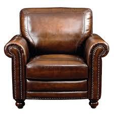 hamilton old world chair brown leather bassett furniture