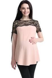paisley blouse kimi maternity paisley lace yoke blouse kimi
