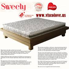 love mattress sweety visco love mattress visco love us llc memory foam