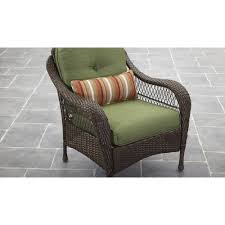 Walmart Patio Conversation Sets Paxton Place 5 Piece Patio Conversation Set With Fire Pit Home