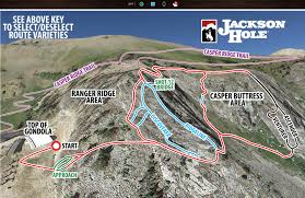 Jackson Hole Map Top Things To Do In Jackson In June