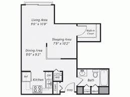 Ellington Floor Plan Ellington At Bellevue Rentals Bellevue Wa Apartments Com