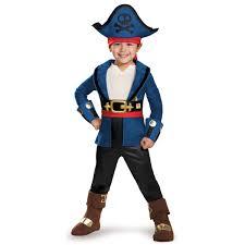 Octonaut Halloween Costume Captain Jake Land Pirates Boys Deluxe Toddler