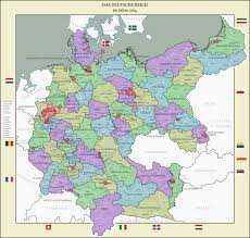 Hannover Germany Map by Surviving German Empire In 2014 By Pischinovski On Deviantart