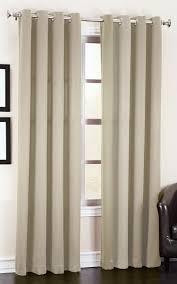 madison grommet curtain room darkening u2013 brick u2013 lichtenberg