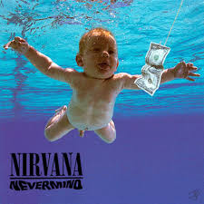 Album Cover Meme - nirvana nevermind album cover gifs animated album covers