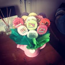 my homemade yankee candle bouquet gifts pinterest homemade