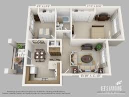 Master Bedroom And Bath Floor Plans Floor Plans U2013 Lee U0027s Landing Apartments
