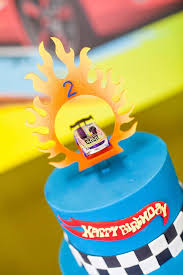 hot wheels cake toppers kara s party ideas cake topper from a hot wheels car birthday