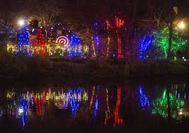 celebration of lights o fallon mo holiday light displays around st louis will make your spirits glow