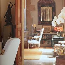 French Interior by Le Jonchet Hubert De Givenchy Decoration Pinterest Givenchy