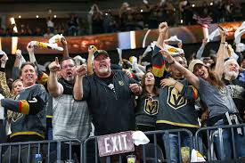105 3 the fan online fans have faith golden knights will make it to stanley cup final