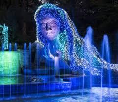 Botanical Garden Atlanta Lights Photos Atlanta Botanical Garden Transforms For The Holidays