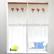 curtains with attached valance curtains with attached valance