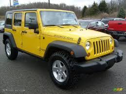 yellow jeep wrangler unlimited 2008 detonator yellow jeep wrangler unlimited rubicon 4x4 40410795