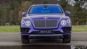 bentley purple bentley bentayga u0027s little brother could be electric