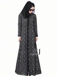 Baju Muslim Wanita muslim kaftan dress luxury lace 100 cotton abaya