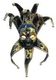 venetian jester mask venetian jester mask blue high quality venetian jester mask