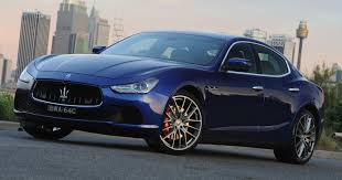 ghibli maserati blue maserati ghibli 5 series fighter priced from 138 900 photos