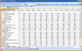 Excel Spreadsheet Household Budget by 3 Budget Excel Spreadsheet Expense Report