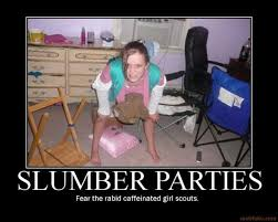 Slumber Party Meme - slum demotivational poster page