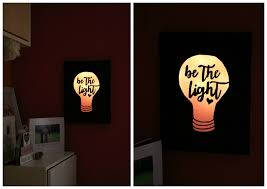 light box light bulbs southern in law diy easy canvas light box tutorial made for under