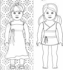 coloring barbie doll alltoys
