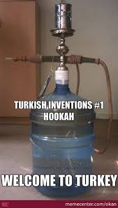 Hookah Meme - turkish inventions 1 hookah by okan meme center
