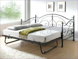 White Daybed With Trundle Bedroom Fancy White Daybed With Pop Up Trundle Bed Bedroom White