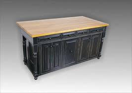 unique butcher block kitchen island ideas