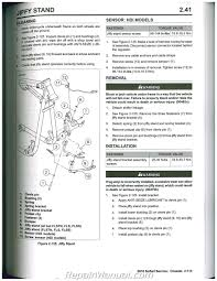2016 harley davidson softail motorcycle service manual