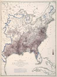 Enlarged Map Of The United States by Landmark Thematic Atlases