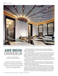 History Of Interior Design Styles Home Design Decor Magazine Feb March 2017 Issue By Home Design
